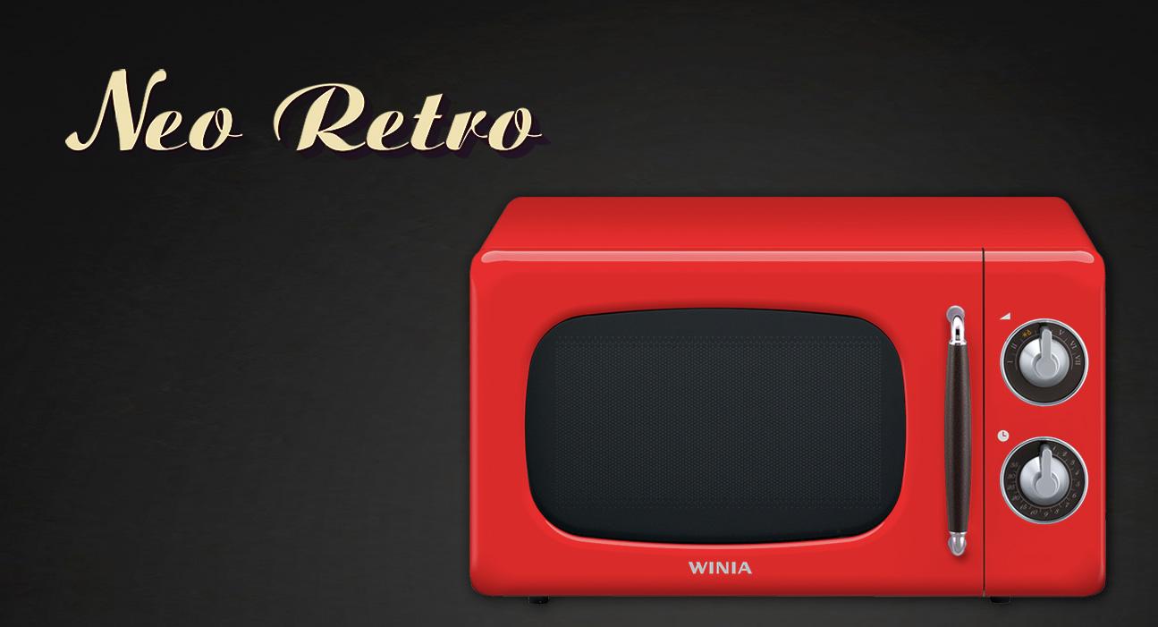 Neo-retro-winia